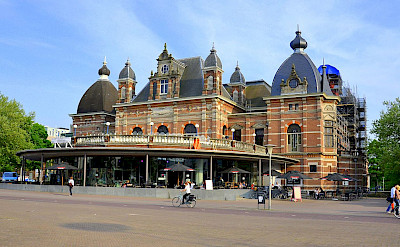 Musis Sacrum in Arnhem, Gelderland, the Netherlands. CC:Marikit Louppen