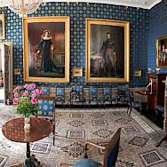 Interior of Palais Het Loo, Apeldoorn, Gelderland, the Netherlands. Flickr:Thomas Quine