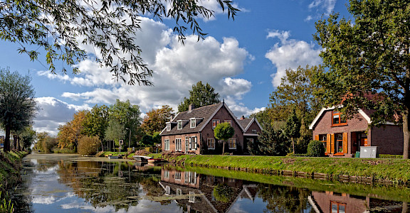 The beautiful Dutch countryside. © Hollandfotograaf