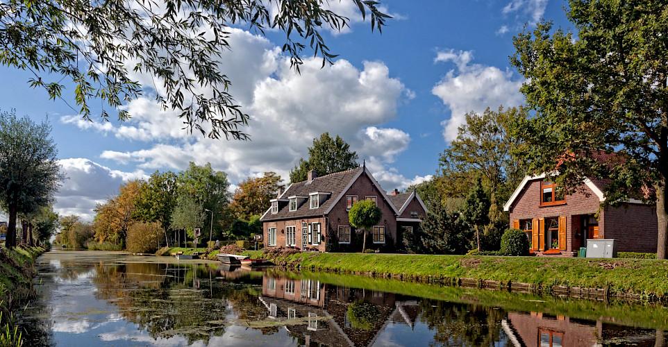 The beautiful Dutch countryside. © Hollandfotograaf
