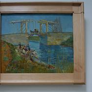 Many van Gogh paintings in the Kröller-Müller Museum in Otterlo, Gelderland, the Netherlands. Flickr:bert knottenbeld