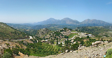 Stunning view in Anogeia, Greece. Wikimedia Commons:Tango7174