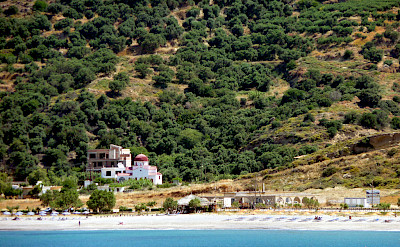 Wide beaches in Plakias, Greece. Flickr:Pat Neary