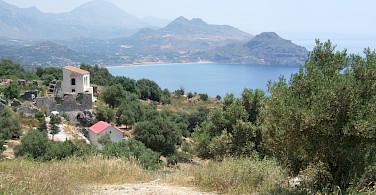 Scenic views from Plakias, Crete, Greece. Flickr:Tim Niblett