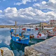 Ilha de Creta Foto