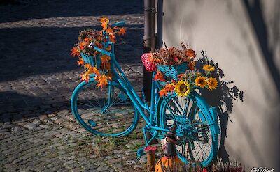 Biking through Bad Wimpfen, Germany. Flickr:Gerhard Hölzel
