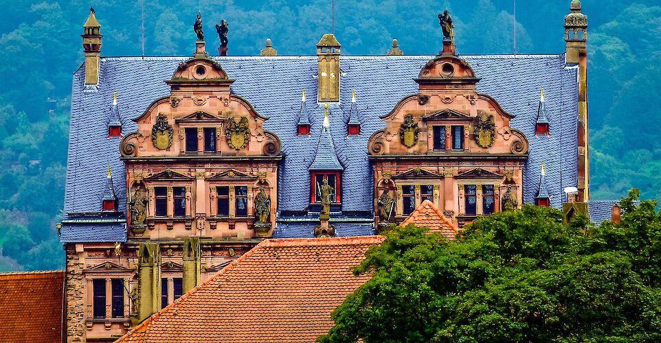 Schloss Heidelberg in Germany! Flickr:Polybert49