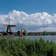 Zaanse Schans Open-Air Museum in Zaandam, the Netherlands. Flickr:kismihok