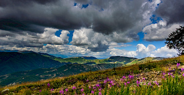 Sweeping landscapes await in Macedonia. Flickr:Milo van Kovacevic