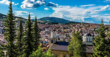 Overlooking Krusevo, Macedonia. Flickr:Milo van Kovacevic