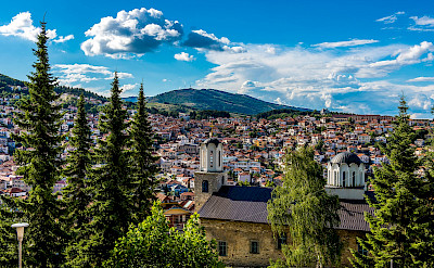 Overlooking Krusevo, Macedonia. Flickr:Milo van Kovacevic
