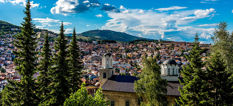 Magnificent Macedonia - 9 days