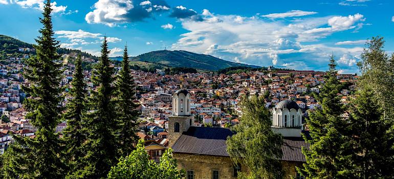Magnificent Macedonia - 9 days
