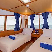 Beluga - cabin #6 | Bike & Boat Tours