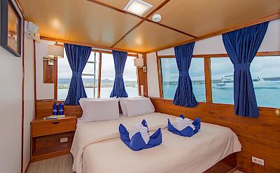 Beluga - cabin #7 | Bike & Boat Tours