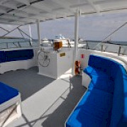 Beluga - top deck | Bike & Boat Tours