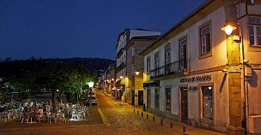 Enjoying the evening in Melgaço in North Portugal. Flickr:Vitor Oliveira
