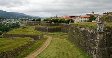 Ruins in Valença along the Minho River in North Portugal. Flickr:Mario Sanchez Prada