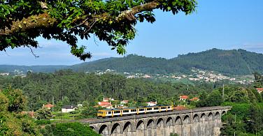 Region of Viana do Castelo in northern Portugal. Flickr:Pablo Nieto Abad