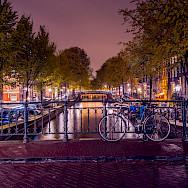 Bike rest in Amsterdam, North Holland, the Netherlands. Flickr:syuqoraizzat