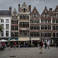Main square in Antwerp, Belgium. Flickr:Leonardo Angelini