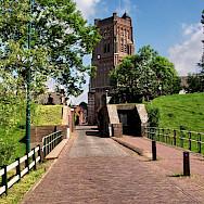 Entering Heusden in North Brabant, the Netherlands. Flickr:bert knottenbeld