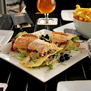 Traditional lunch at Cafe Zuid in Maastricht, the Netherlands. Flickr:Jorge Franganillo