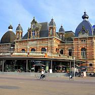 Musis Sacrum in Arnhem, Gelderland, the Netherlands. Wikimedia Commons:Marikit Louppen