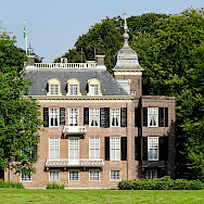 Beautiful mansion in Arnhem, Gelderland, the Netherlands. CC0