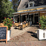 Hotel Buitenlust in Amerongen, the Netherlands. Photo by Hennie