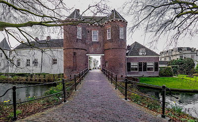 Kasteel Montfoort near Rhenen, Utrecht, the Netherlands. Flickr:Frans Berkelaar