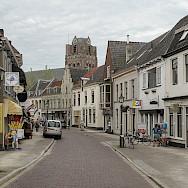 Bike rest in Wijk bij Duurstede, the Netherlands. Wikimedia Commons:Michielverbeek