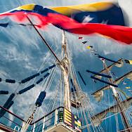 Tall Ship's Race in Antwerp, Flanders, Belgium. Flickr:Willy Verhulst