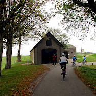 Cycling near Tholen in Zeeland, the Netherlands. Flickr:Don Heffernan