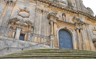 Another ancient church in Palazzolo Acreide, Sicily, Italy. Flickr:Guido Bramante