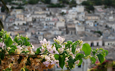 Modica lies in province Ragusa as part of the Hyblaean Mountains in Sicily, Italy. Flickr:Simona