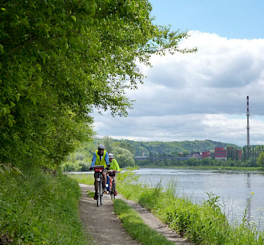 Cycling the Czech Republic Bike Tour. Photo via Tour Operator