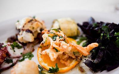 Tasty Italian food in Puglia! Flickr:Caspar Diederik