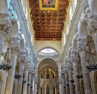Iglesia de Santa Crocce in Lecce, Italy. Flickr:David Talens