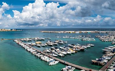 Blue waters of Otranto, Puglia, Italy. Flickr:Giuseppe Milo