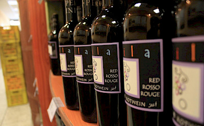 Local wine from Puglia, Italy. Flickr:drdcuddy