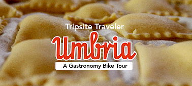 Cycling Umbria: A Gastronomy Bike Tour