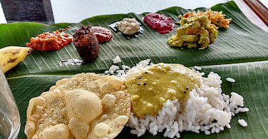 Tasty treats in Kerala, India. Flickr:Mr.Lowping