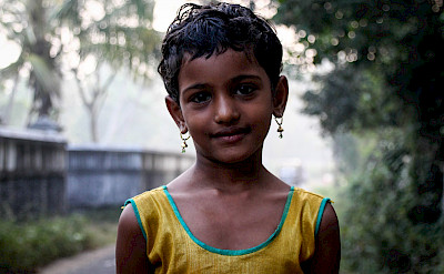 Bike tour through Marari in Kerala, India. Flickr:Andy Kaye