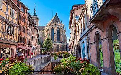 Eglise Saint Martin in Alsace, France. CC:--sinava--