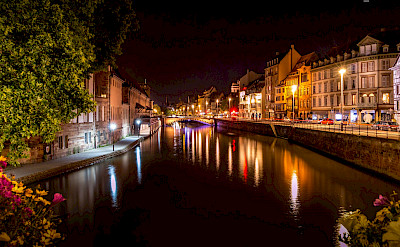 Evening stroll through Strasbourg, Alsace, France. Flickr:Caroline Alexandre