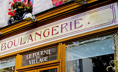 The Boulangerie awaits in Loire Valley, France. Flickr:Paolo Trabattoni