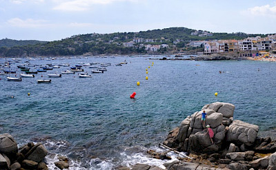Calella de Palafrugell, Costa Brava, Catalonia, Spain. Flickr:Patrick S.