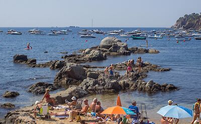 Calella de Palafrugell, Costa Brava, Catalonia, Spain. Flickr:Eneko Bidegain