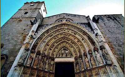Santuario Santa Maria de Castello, Spain. CC:catedralesenglesias